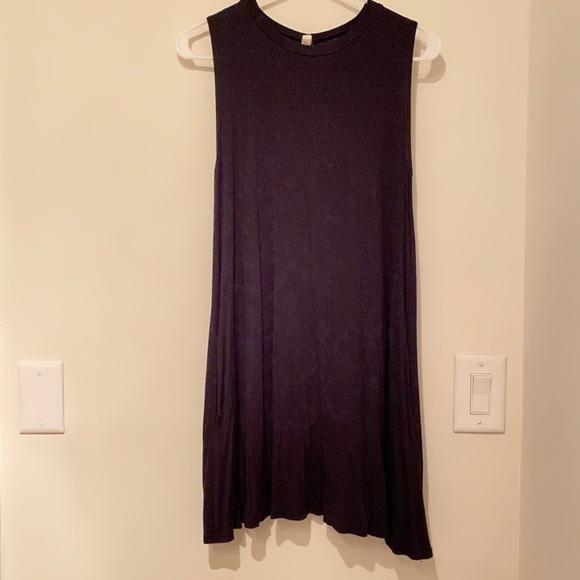 Elan knit mini dress